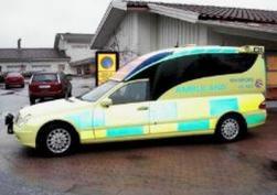 Höga Kusten Ambulans?