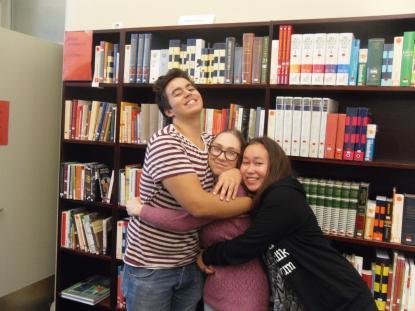 Yones, Matilda och Ida