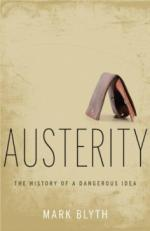 Mark Blyth fick pris för boken Austerity: The History of a Dangerous Idea