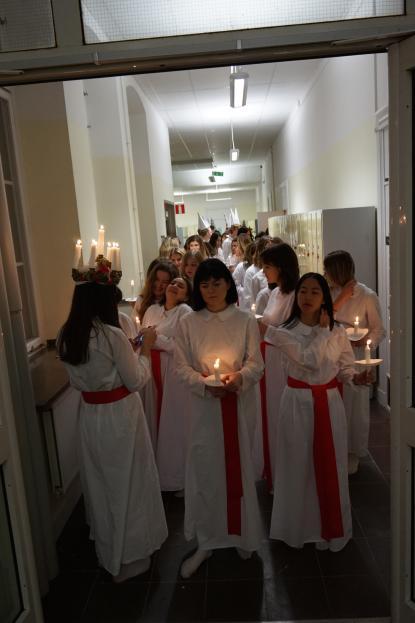 Inte mindre än 36 runaiter och 18 verdandister förbereder sina framträdanden