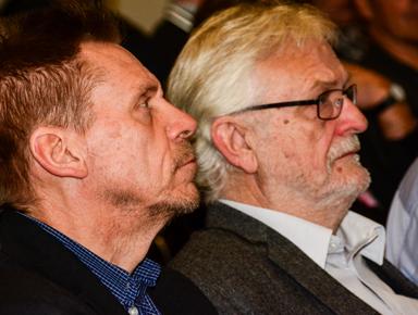 Informationen om Landvetters framtidsplaner lät som ljuv musik för kommunalråden Peter Rosholm (S) och Christer Johansson (M) i Bollebygd.<br />– Vi märker redan intresse från olika exploatörer som ser Bollebygd som mycket intressant. Och det är vi naturligtvis glada över. Samtidigt gäller det för oss att ta till oss de intressen som finns och planera framtiden på ett klokt och bra sätt, menade kommunstyrelsens ordförande i Bollebygd, Peter Rosholm (S).<br />