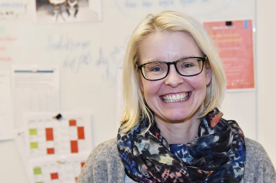 Charlotte Jonsson, integrationssamordnare hos Bollebygds kommun.