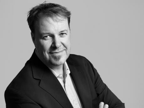 Staffan Wikström, marknadschef på Release Finans.