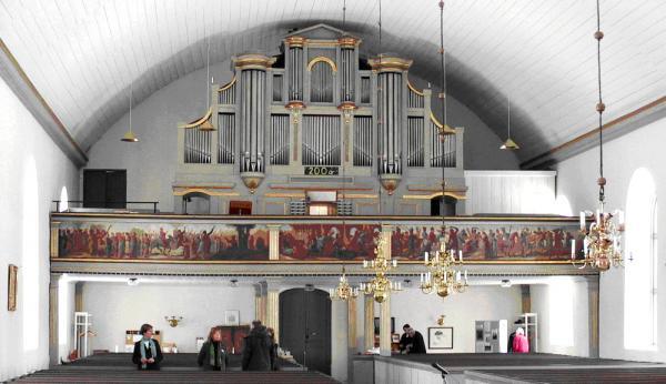 <span>Från 200-årsjubileet av Pehr Schiörlins orgel i Gammalkil i Östergötland</span>