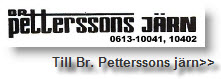 Br. Petterssons j�rn
